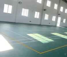 PVC卷材地板厂家